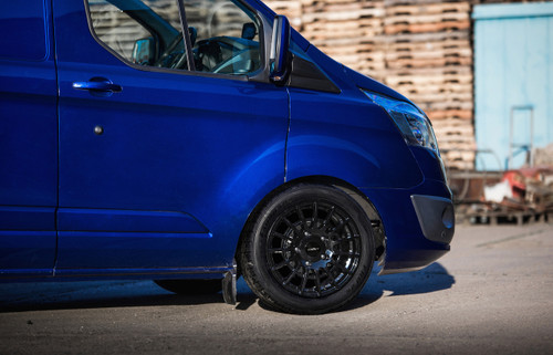 "18"" Calibre T-Sport Alloy Wheels Ford Transit and VW T5/T6"