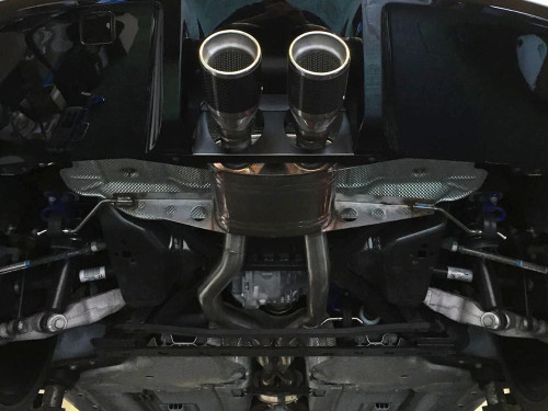 Jaguar F Type Coupe Convertible QuickSilver Sport Exhaust (2014 on)