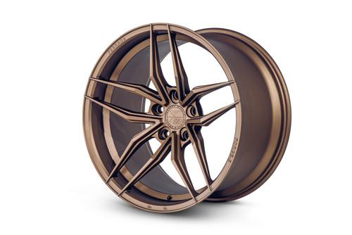 Ferrada F8-FR5 Matte Bronze Alloy Wheels Audi R8 BMW i8 Lamborghini