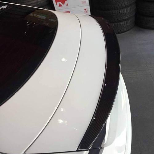 Carbon Fiber Lower Spoiler Audi A7 2011-2014
