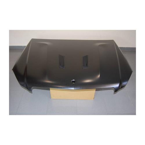 Mercedes C CLass W204 Black Series Bonnet in Metal Body Kit