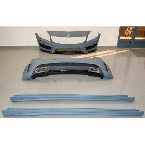Mercedes A Class W176 AMG Style Body Kit with PDC Holes