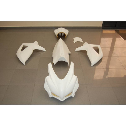Suzuki GSX-R 600/750 Competition Fairings