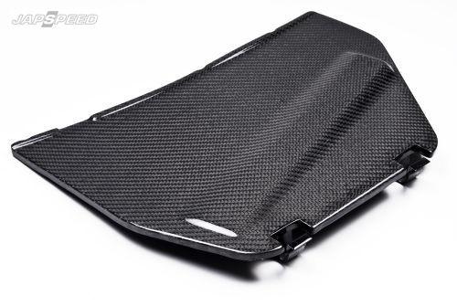Nissan Skyline R35 GTR Carbon Fibre Battery Cover