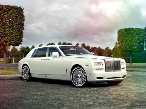 Rolls Royce Phantom 1 to Phantom 2 Facelift Conversion