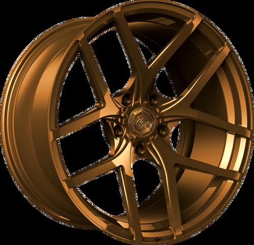 "22"" Alloy Wheels Lexani  Mono Block Series M-006"