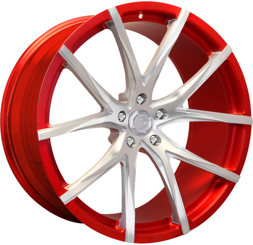 "22"" Alloy Wheels Lexani  Mono Block Series M-102"