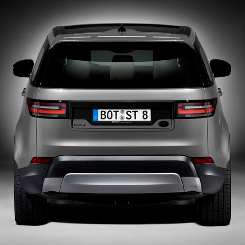 Land Rover Discovery 5 Startech Tailgate Conversion
