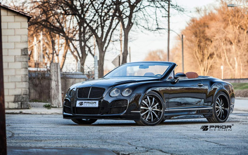 Bentley GT/GTC Prior Design Aerodynamic Bodykit