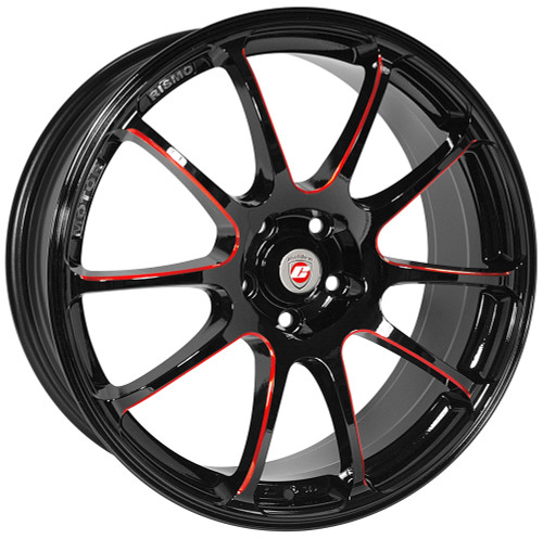 "17"" Calibre Friction Alloy Wheels"