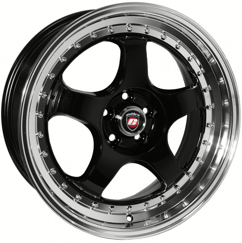 """15"""" Calibre Dub Alloy Wheels"""