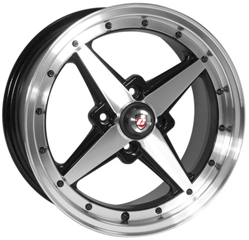"15"" Calibre Vice Alloy Wheels"