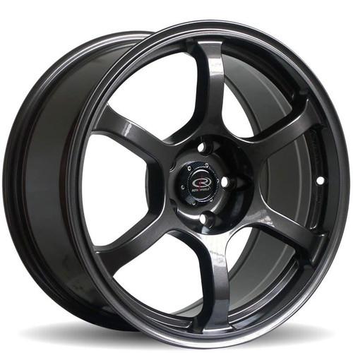 "18"" Rota Boost Drift Alloy Wheels"
