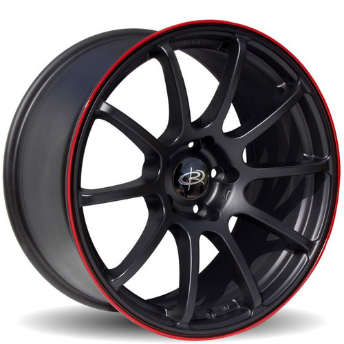 "18"" Rota Force Drift Alloy Wheels"