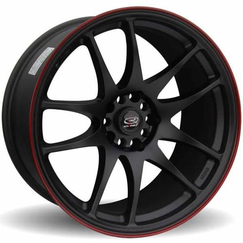 "17"" Rota Torque Drift Alloy Wheels"
