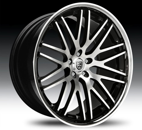 "22"" Lexani CVX-44 Alloy Wheels"