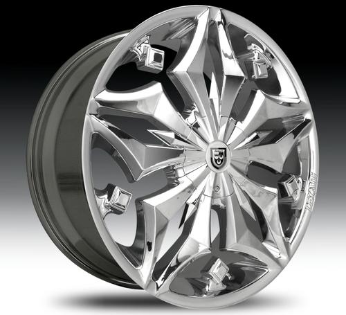 """26"""" Lexani Firestar Alloy Wheels"""