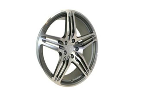 """19"""" Alloy Wheels T834 Porsche Staggered"""