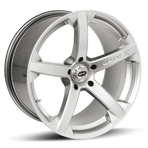 """18"""" Team Dynamics Jade R Alloy Wheels Silver"""