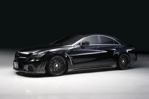 Mercedes CLS 63 AMG WALD International Aerodynamic Bodykit