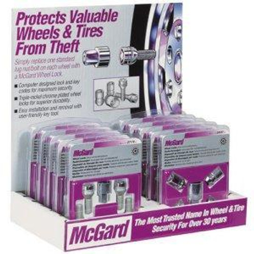 McGuard Premium Locking Wheel Bolts or Nuts Various applications