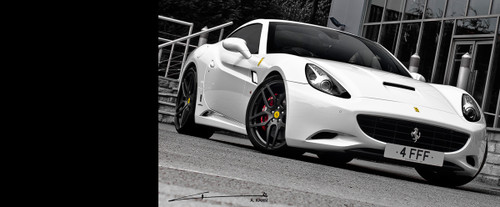 Ferrari California Tuning Pack