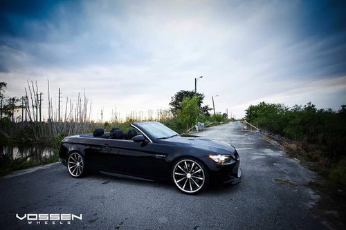 "20"" Vossen Alloy Wheels & Tyres BMW E90 E92 M3 M5 M6"
