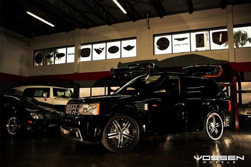 "22"" Vossen VS-078 Alloy Wheels & Tyres Range Rover Sport"