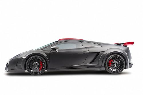Lamborghini Gallardo Hamann Aerodynamic Styling Body Kit