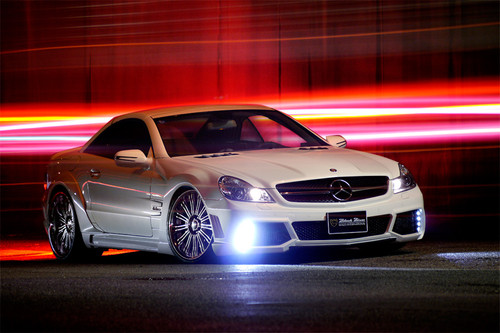 Mercedes SL Body Kit WALD International