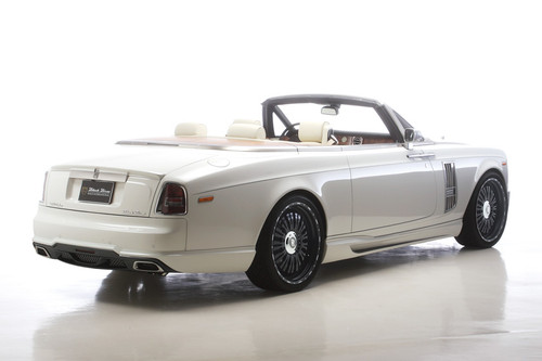 Rolls Royce Phantom Drophead Coupe Sports Line Black Edition Body Kit