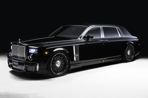 Rolls Royce Phantom Sports Line Black Bison Edition Body Kit