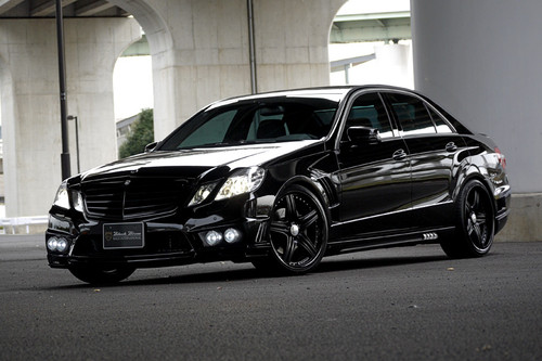 Mercedes E Class Body Kit WALD International