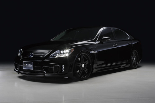 Lexus LS600H/L Facelift Black Bison Edition Wald Body Kit