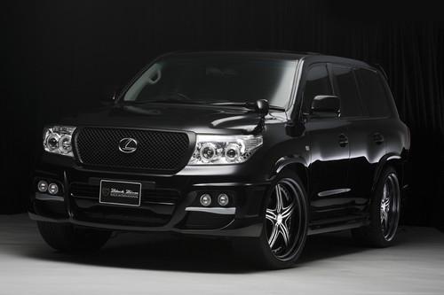Toyota Land Cruiser Wald Inetrnational Body Kit