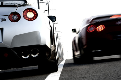 Nissan GT-R R35 Sports Line Black Bison Edition Wald Body Kit