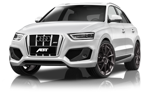 Audi Q3 ABT Aerodynamic Body Kit