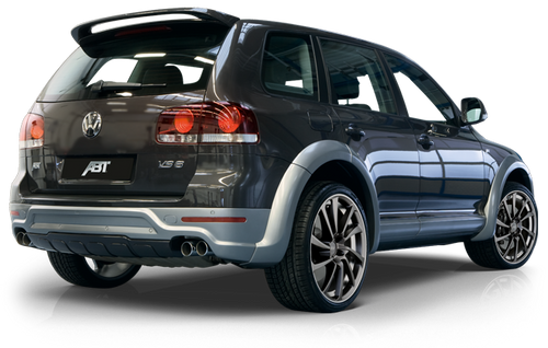 Volkswagen Touareg ABT (7L) Aerodynamic Body Kit