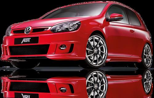 Volkswagen Golf VI ABT Aerodynamic Body Kit
