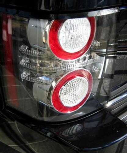 Range Rover Vogue 2012 LED Black Edition Rear Lights (UK Spec)