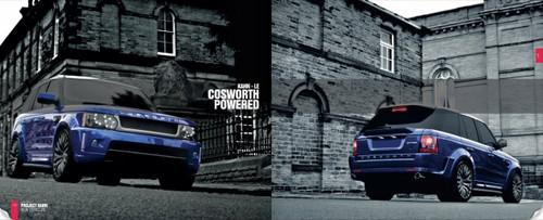 Range Rover Sport Body Kit Kahn 2012