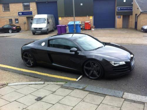 """Audi R8 Vossen VVS CV3 20"""" Alloy Wheels"""