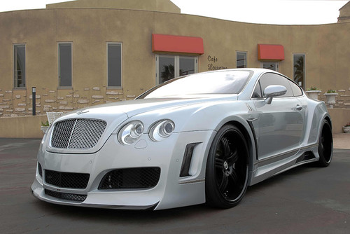 Bentley Continental GT Premier 4509 Wide Body Kit