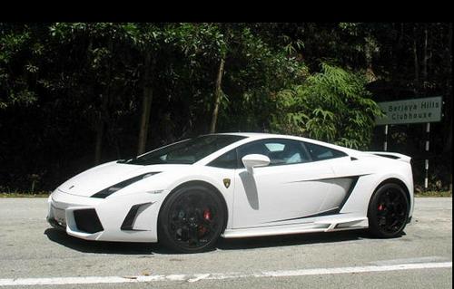 Lamborghini Gallardo Version 2 Premier 4509 Body kit