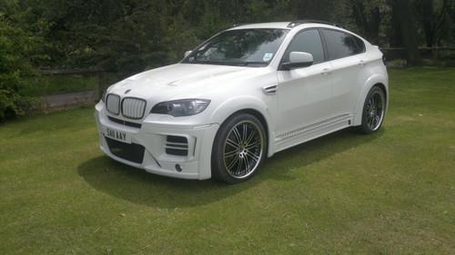 BMW X6 Meduza Aerodynamic Body kit