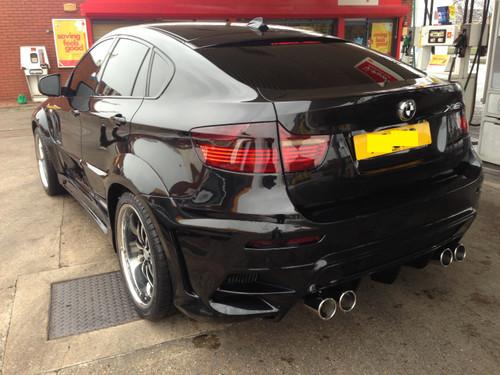 BMW X6 Body Kit
