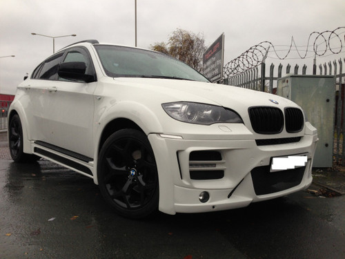 BMW X6 Body kit