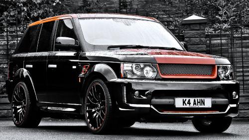 Range Rover Sport Kahn RS Pace Car Pack