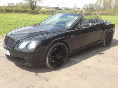 Meduza Bentley GT Bodykit