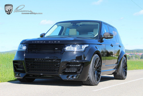 Lumma CLR-R Range Rover Body kit